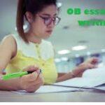 OB essay tips