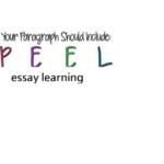 peel paragraphs