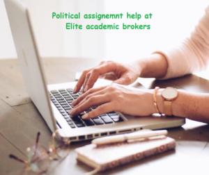 political assignment